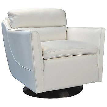 Surprising Clio Leather Armchair Ncnpc Chair Design For Home Ncnpcorg