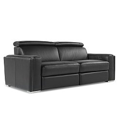 Ellie Leather Motion Sofa