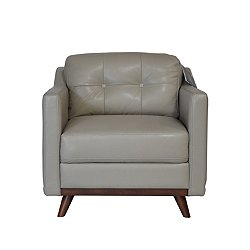 Monika Leather Armchair
