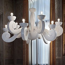 Botero 16 Light Pendant Light