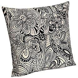 Orelle Henna 24x24 Pillow