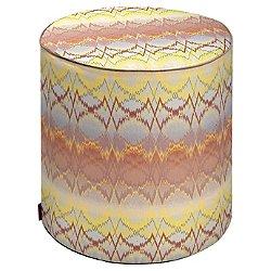 Trocadero 131 Cylindrical Pouf