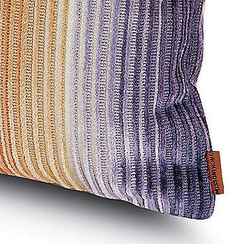 Paraguay Pillow 16x16, Detail view