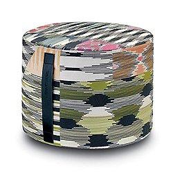 Patch 100 Cylinder Pouf