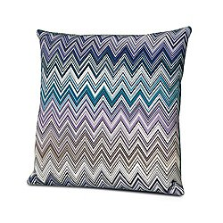 Jarris Blue Pillow 16x16