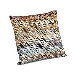 Jarris Gold Pillow 16x16 - OPEN BOX RETURN