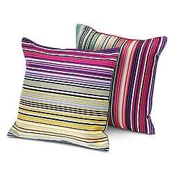 Claremont Coral Pillow 12x12