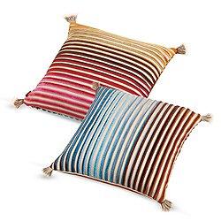 Jacaranda Coral Pillow 12x12
