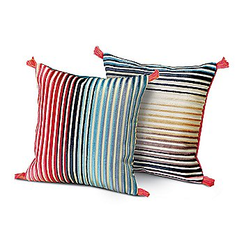 Jacaranda Indigo Pillow 12x12