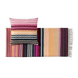 Humbert Pink Throw