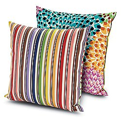 Dalia/Rainbow Outdoor Pillow