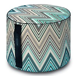 Kew 170 Outdoor Cylindrical Pouf