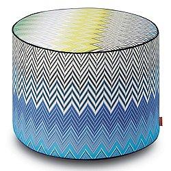 Sabaudia Cylinder Pouf