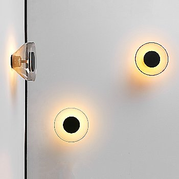 Aura LED Wall Sconce / in use