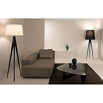 Triana Floor Lamp collection, in use