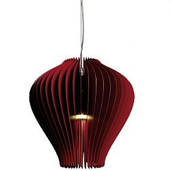 Lamella Fragola Pendant Light