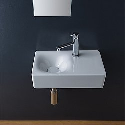Scarabeo Small Wall Mounted Sink 1523