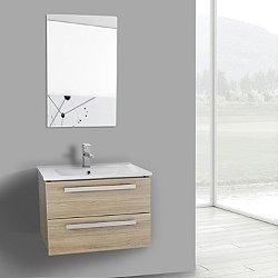 Dadila Vanity Cabinet with Mirror