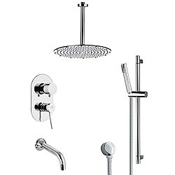 Galiano Tub and Shower Faucet Set TSR9095