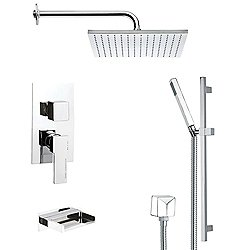 Galiano Tub and Shower Faucet Set TSR9099