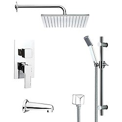 Galiano Tub and Shower Faucet Set TSR9100