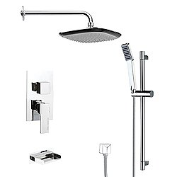 Galiano Tub and Shower Faucet Set TSR9116