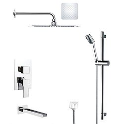 Galiano Tub and Shower Faucet Set TSR9126