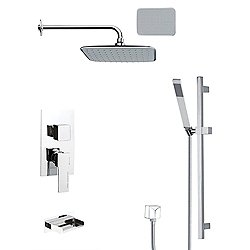 Galiano Tub and Shower Faucet Set TSR9135
