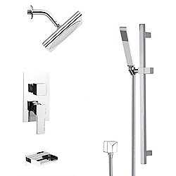 Galiano Tub and Shower Faucet Set TSR9193
