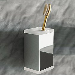 Eden Wall-Mounted Toothbrush Holder