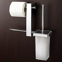 Bridge Wall-Mounted Bathroom Butler