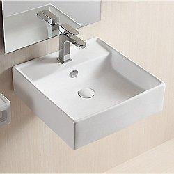 Caracalla Wall-Mounted Sink CA4032