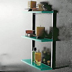 Eden Tri-Level Bathroom Shelf