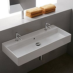 Teorema Double Bathroom Sink