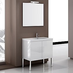 Space Iotti Vanity and Sink SE07C