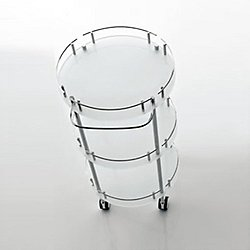Complementi Round Trolley