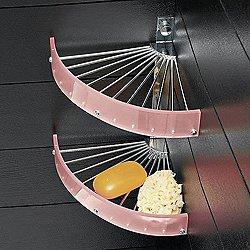 Corner Shower Basket 0888