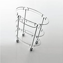 Complementi Oval Trolley