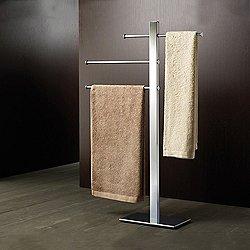 Bridge Towel Stand