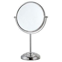 Glimmer Free Standing Makeup Mirror AR7724