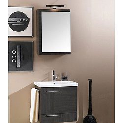 Simple Iotti Vanity and Sink NS3C (No/Grey/One) - OPEN BOX