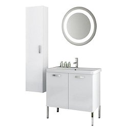 City Play 30 Inch Floor Standing Vanity Set CP86