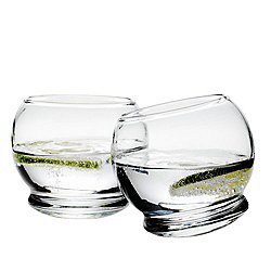 Rocking Glass Set of 4