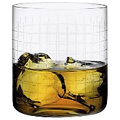 Finesse Grid Whisky SOF Glass Set of 4