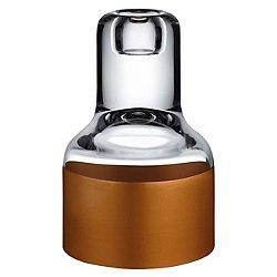 Contour Copper Candle Holder