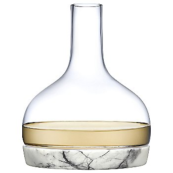 Chill Carafe With Marble Base