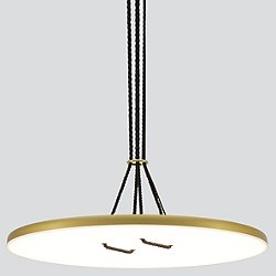 Button 60 LED Pendant Light