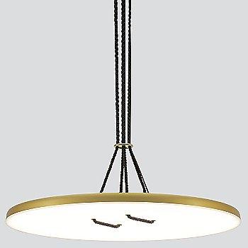Button 60 LED Pendant Light