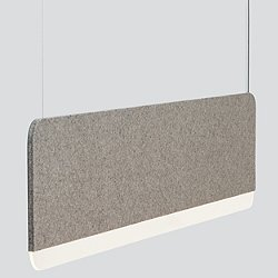 Slab 150 LED Linear Suspension Light