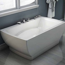 Believe Freestanding Activ-Air Tub
